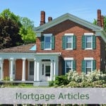 Mortgages - PLR Articles
