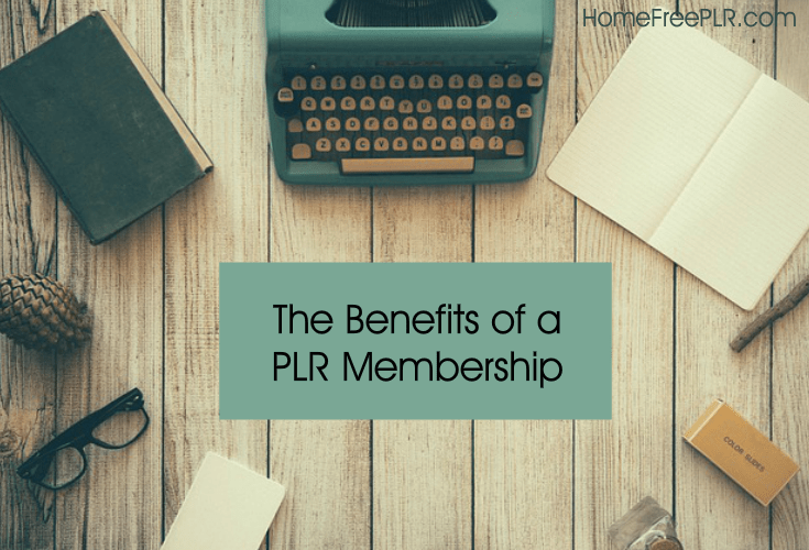 HFPLR benefits of PLR membership