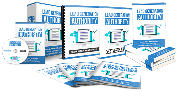 lead generation authority mrr
