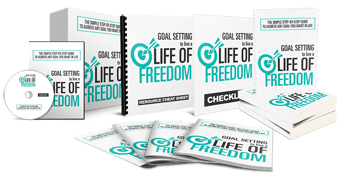 goal setting to live a life of freedom mrr