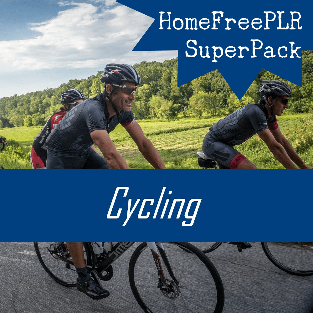 cycling plr superpack