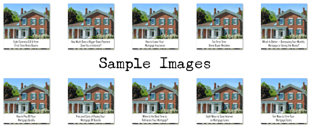 mortgage plr images